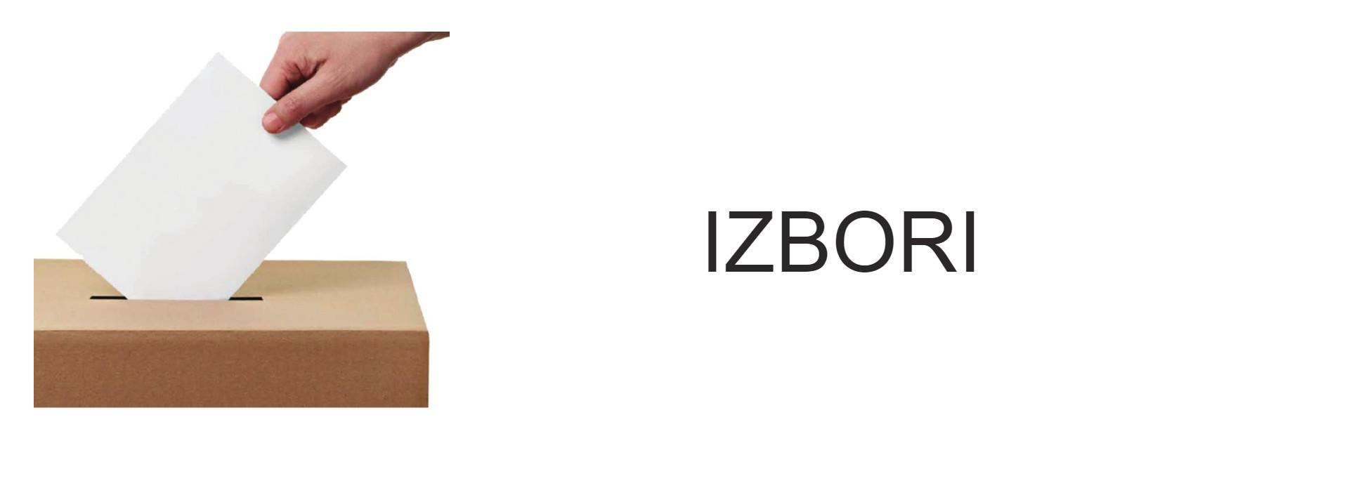 izbori banner